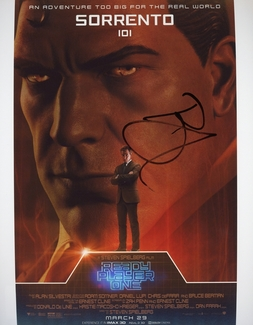 Ben Mendelsohn Signed 8x10 Photo