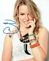 Bridgit Mendler Signed 8x10 Photo