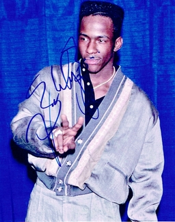 Bobby Brown Signed 8x10 Photo