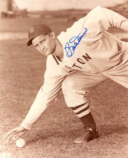 Bobby Doerr Signed 8x10 Photo