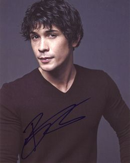 Bob Morley Signed 8x10 Photo