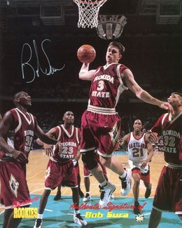 Bob Sura Signed 8x10 Photo