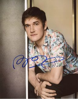 Bo Burnham Signed 8x10 Photo - Video Proof