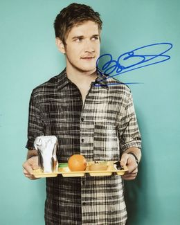 Bo Burnham Signed 8x10 Photo