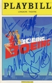 Boeing Boeing Signed Playbill