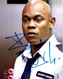 Bokeem Woodbine Signed 8x10 Photo