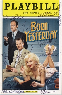 Born Yesterday Signed 8x10 Photo