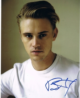 Boyd Holbrook Signed 8x10 Photo - Video Proof