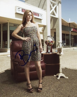 Brandi Passante Signed 8x10 Photo - Video Proof