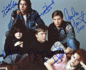 The Breakfast Club Signed 8x10 Photo - Video Proof