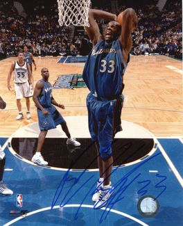 Brendan Haywood Signed 8x10 Photo