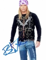 Bret Michaels Signed 8x10 Photo
