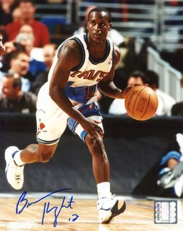 Brevin Knight Signed 8x10 Photo