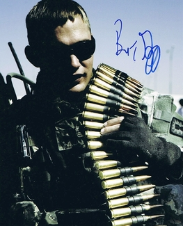 Brian Geraghty Signed 8x10 Photo