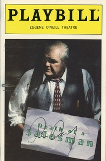 Brian Dennehy Signed Playbill