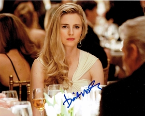Brit Marling Signed 8x10 Photo