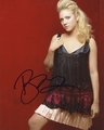 Brittany Snow Signed 8x10 Photo
