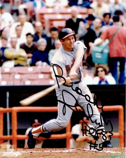 Brooks Robinson Signed 8x10 Photo