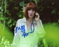 Bryce Dallas Howard Signed 8x10 Photo