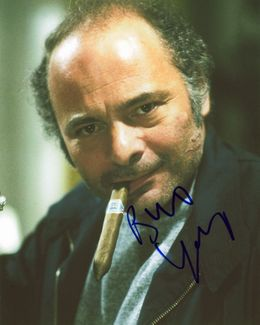 Burt Young Signed 8x10 Photo