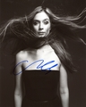 Caitlin Fitzgerald Signed 8x10 Photo - Video Proof