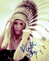 Caitlin Stasey Signed 8x10 Photo