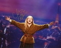 Christy Altomare Signed 8x10 Photo