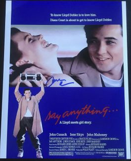 Cameron Crowe Signed 11x14 Photo - Video Proof