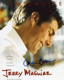 Cameron Crowe Signed 8x10 Photo