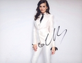 Camilla Belle Signed 8x10 Photo