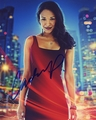Candice Patton Signed 8x10 Photo