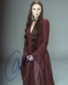Carice van Houten Signed 8x10 Photo - Video Proof