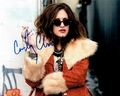 Carly Chaikin Signed 8x10 Photo