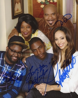 The Carmichael Show Signed 8x10 Photo