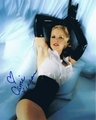 Carrie Keagan Signed 8x10 Photo - Video Proof