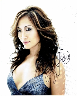 Carrie Ann Inaba Signed 8x10 Photo