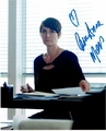 Carrie-Anne Moss Signed 8x10 Photo