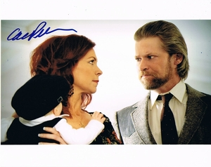 Carrie Preston Signed 8x10 Photo
