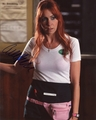 Carrie Preston Signed 8x10 Photo - Video Proof