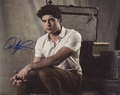 Carter Jenkins Signed 8x10 Photo