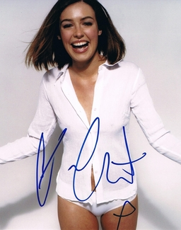 Cat Deeley Signed 8x10 Photo - Video Proof