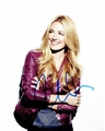 Cat Deeley Signed 8x10 Photo