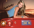 Christie Brinkley Signed 8x10 Photo