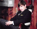 Christian Cooke Signed 8x10 Photo