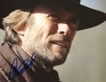 Clint Eastwood Signed 8x10 Photo