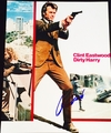 Clint Eastwood Signed 11x14 Photo - Proof