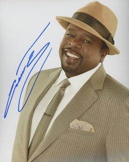 Cedric the Entertainer Signed 8x10 Photo - Video Proof