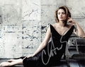 Christine Evangelista Signed 8x10 Photo