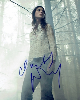 Charlotte Gainsbourg Signed 8x10 Photo