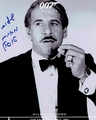 Chaim Topol Signed 8x10 Photo